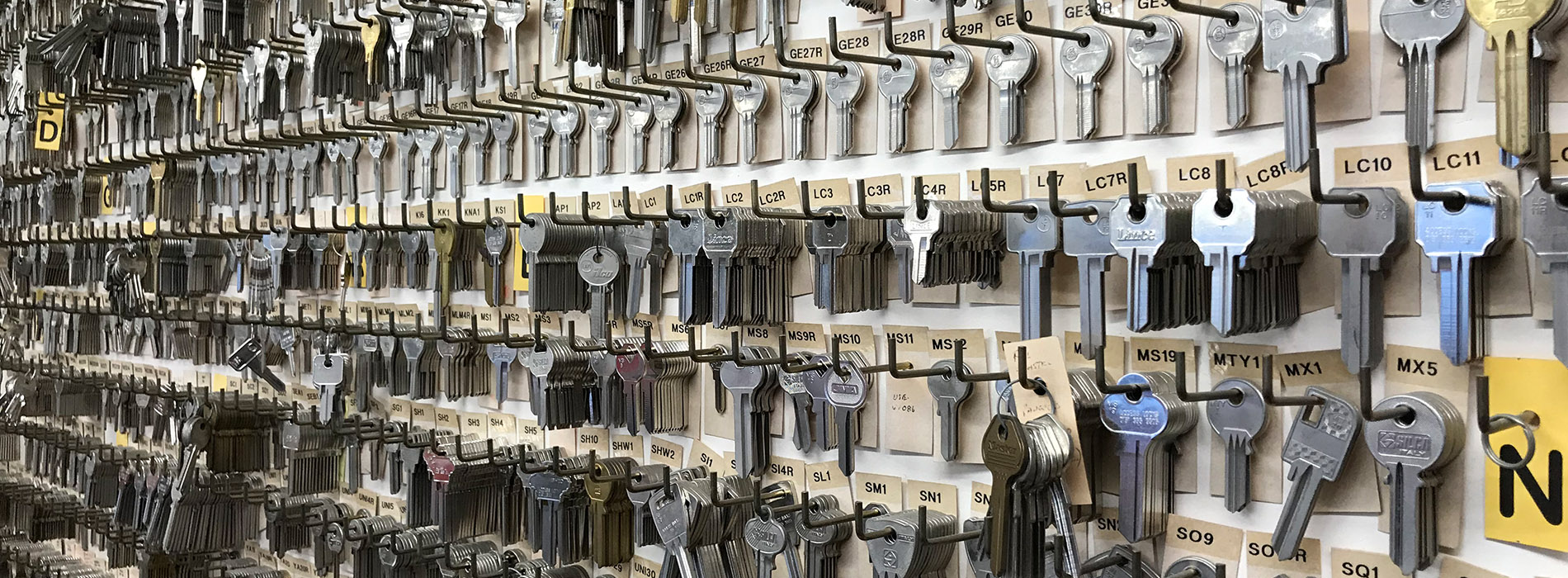 Access Locks Locksmiths - all types of keys cut