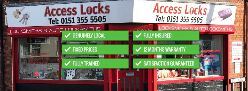 Locksmiths Wirral