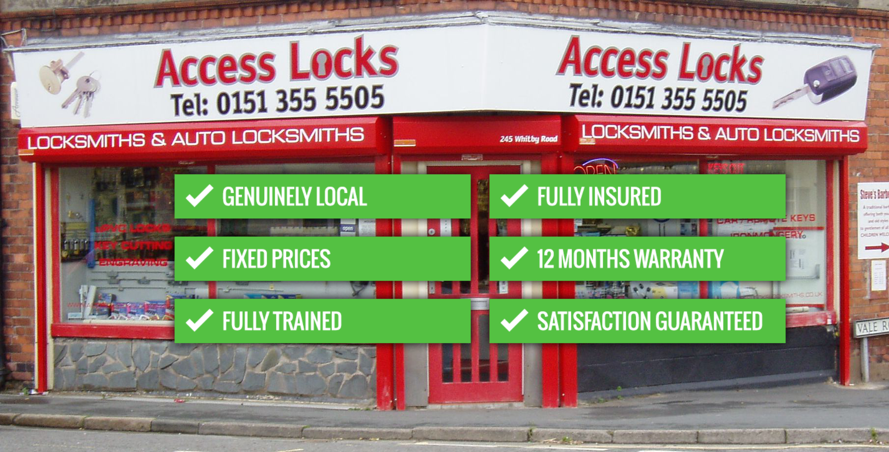 Locksmith Ellesmere Port